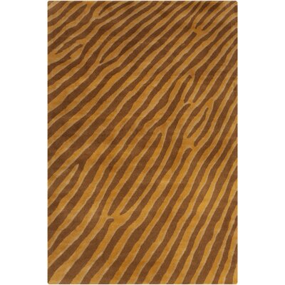 Filament Cinzia Light Gold Abstract Rug