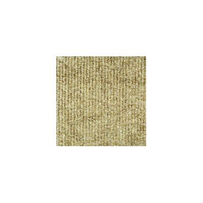"4urFloor Ribbed 18"" x 18"" Carpet Tile in Beige"