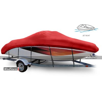 Windstorm JET Boat Cover