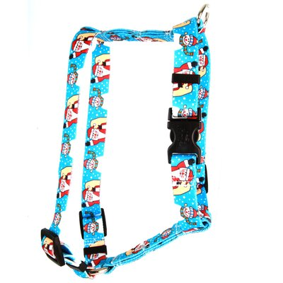Santa and Snowman Roman Harness