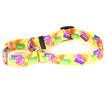 Yellow Dog Design Jungle Paws Martingale Collar