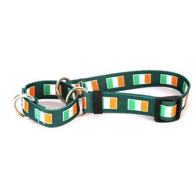 Yellow Dog Design Irish Flag Martingale Collar