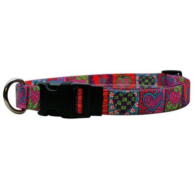 Crazy Hearts Standard Collar
