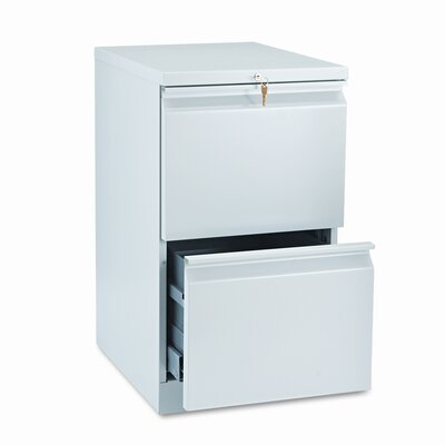 HON Mobile 2-Drawer Efficiencies Pedestal File