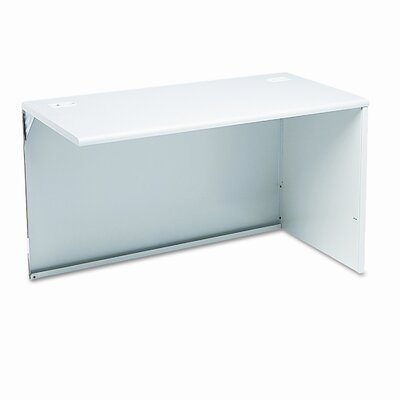"HON 38000 Series Return Shell, Right, 48"" W X 24"" D"