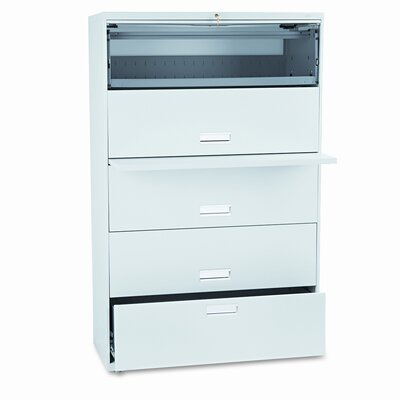 HON 600 Series 5-Drawer  File