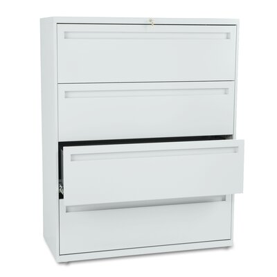 HON 700 Series 4-Drawer  File