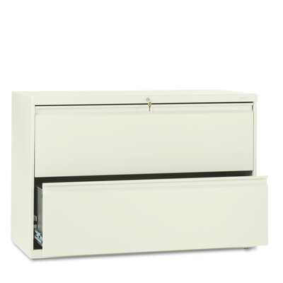 HON 800 Series 2-Drawer  File