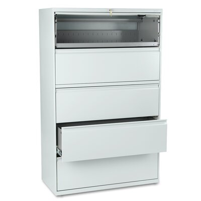 HON 800 Series 5-Drawer  File