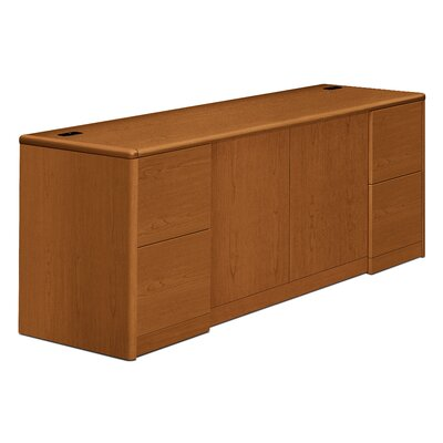10700 Series Large Credenza with Doors
