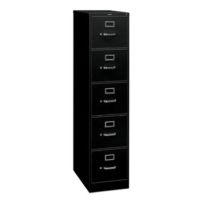 HON 310 Series 5-Drawer Legal  File