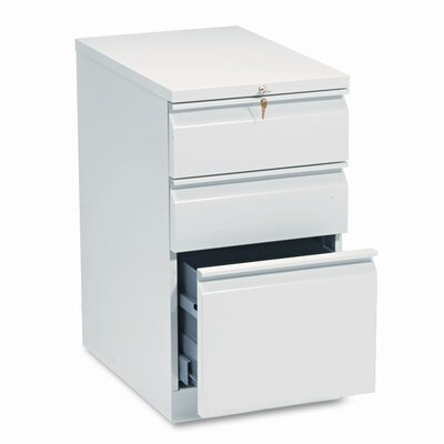 "HON Efficiencies Series 22 7/8"" Deep Box/Box/File Mobile Pedestal"