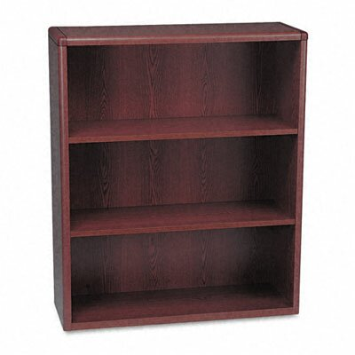 HON 10701 Series Bookcase, 3 Shelves