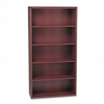 HON 10705 Series Bookcase, 5 Shelves