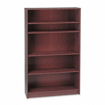 HON 1870 Series Bookcase, 5 Shelves