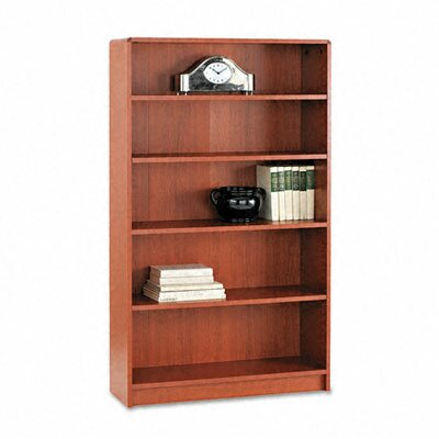 HON 1890 Series Bookcase, 5 Shelves, 36W X 11-1/2D X 60-1/8H