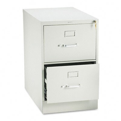HON 210 Series Two-Drawer, Full-Suspension File, Legal