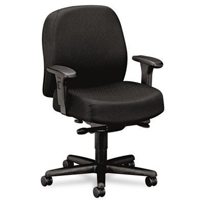 HON 24-Hour Mid-Back Synchro-Tilt Task Chair