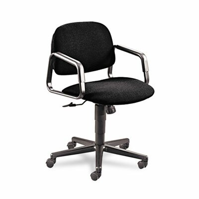 HON Mid-Back Swivel / Tilt Office Chair with Arms