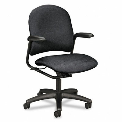 HON Mid-Back Swivel / Tilt Task Chair with Arms