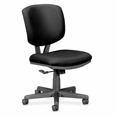 HON Mid-Back Polyester Task Chair