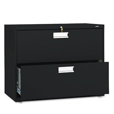 HON 600 Series 2-Drawer  File