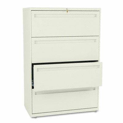HON 700 Series 4-Drawer  File