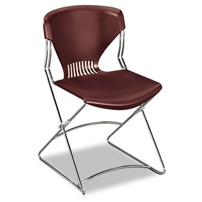 HON Olson Series Armless Stacking Chair