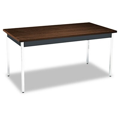 HON Utility Table, Rectangular, 60W X 30D X 29H