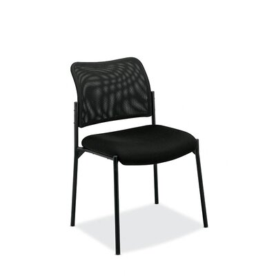 HON HVL506 Mesh Back Armless Guest Chair