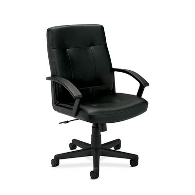 HON VL602 Series Mid-Back Chair with Loop Arms