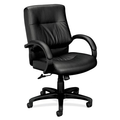 HON VL690 Series Mid - Back Chair with Padded Arms
