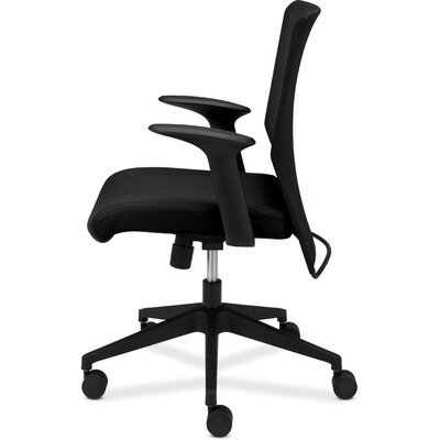 HON VL570 Series Mid - Back Chair with Arms