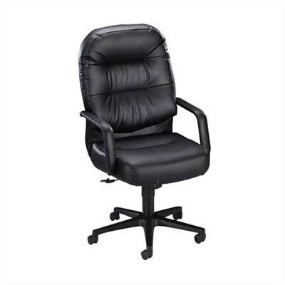 HON High-Back Pillow-Soft Office Chair with Arms