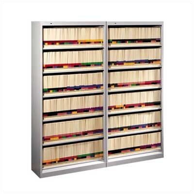HON 600 Series 6-Drawer Legal  File