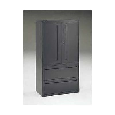 "HON 700 Series 36"" W Lateral File with Storage Case"