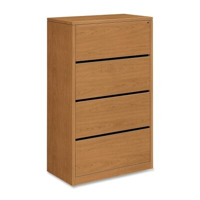 HON 10500 Series 4 Drawer Lateral File