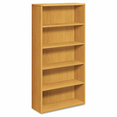 "HON 10700 Series 71"" Bookcase"