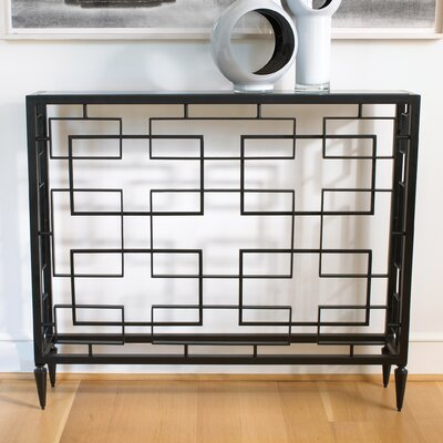 Global Views Open Block Console Table