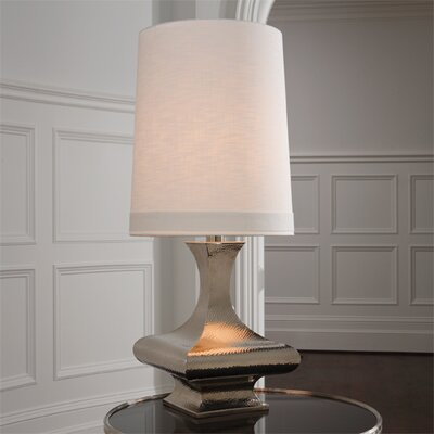 Global Views Hammered Table Lamp