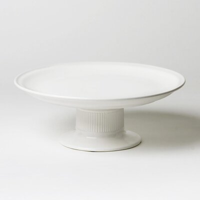 Global Views Polished Tazza Cake Stand