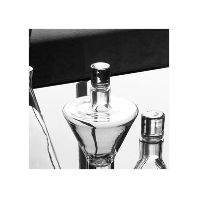 Global Views High Shoulder Decanter in Clear