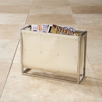Global Views Magazine Caddy Rack