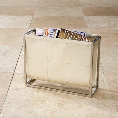 Global Views Magazine Caddy Rack