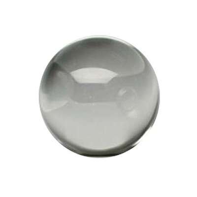 Global Views Crystal Sphere Decorative Accent Figurine