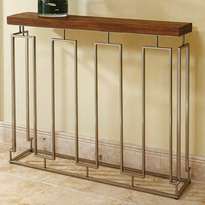 Global Views Pinned Key Console Table