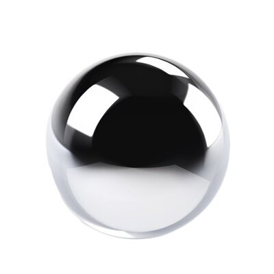 Global Views Steel Ball Decorative Accent