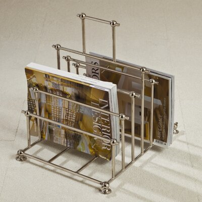 Global Views Nickel File Organizer / Caddy