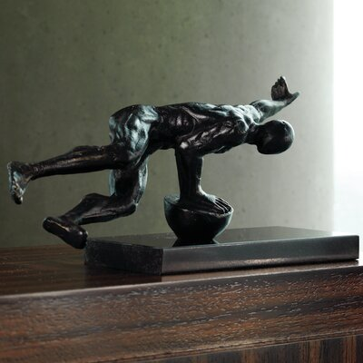 Push Up Figurine