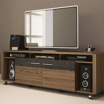 "Manhattan Comfort Grand 74"" TV Stand"